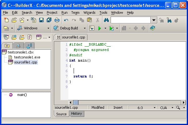 Tutorial On Using C And C Compilers Of The Builderx Ide