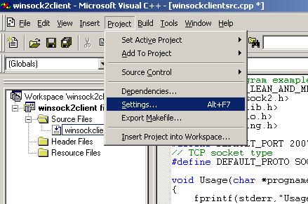 socket programming in c++ windows pdf