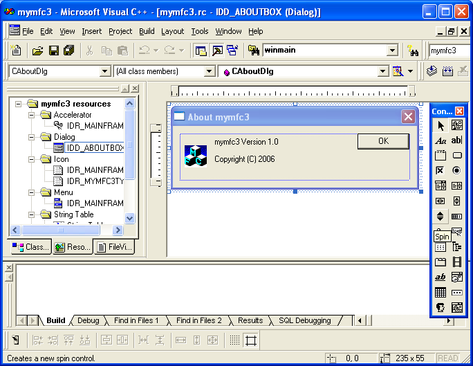 Module 1: Using Visual C++ 6 0,  Net and Windows MFC Graphic
