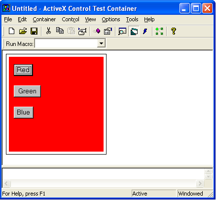 The mfc programming tutorial on building the activex controls.