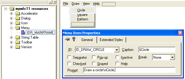 A tutorial and info on the Windows GUI programming on how to