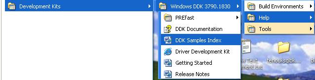WDK for Windows 10 version 1903